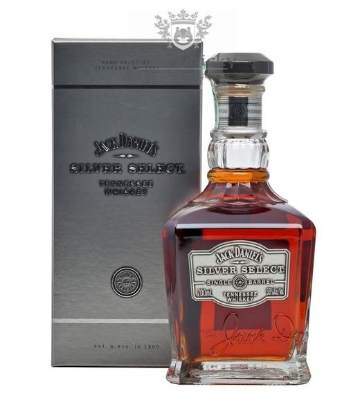 jack daniel 39 s silver select 50 0 7l dom whisky. Black Bedroom Furniture Sets. Home Design Ideas