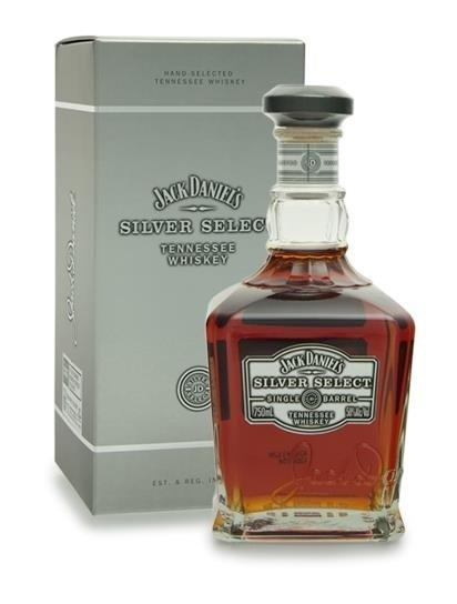 jack daniel 39 s silver select 50 0 75l dom whisky. Black Bedroom Furniture Sets. Home Design Ideas
