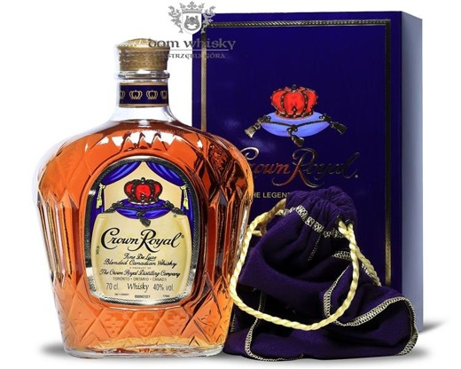 Crown Royal / 40% / 0,7l