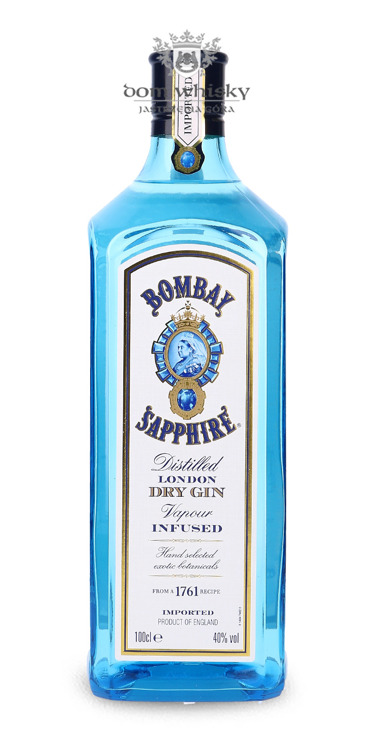 bombay sapphire london dry gin 40 1 0l other spirits gin christmas top 10 gin w. Black Bedroom Furniture Sets. Home Design Ideas
