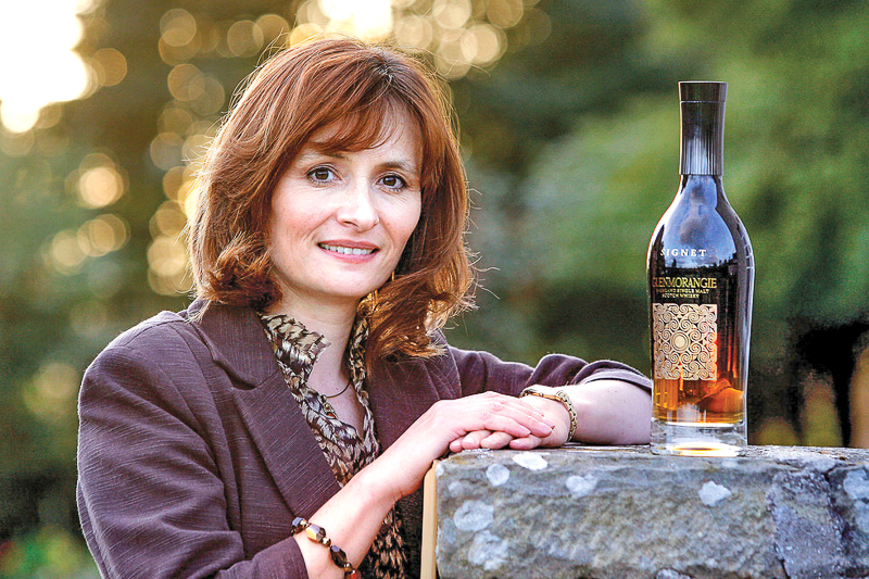 Rachel Barrie snatched by Brown-Forman