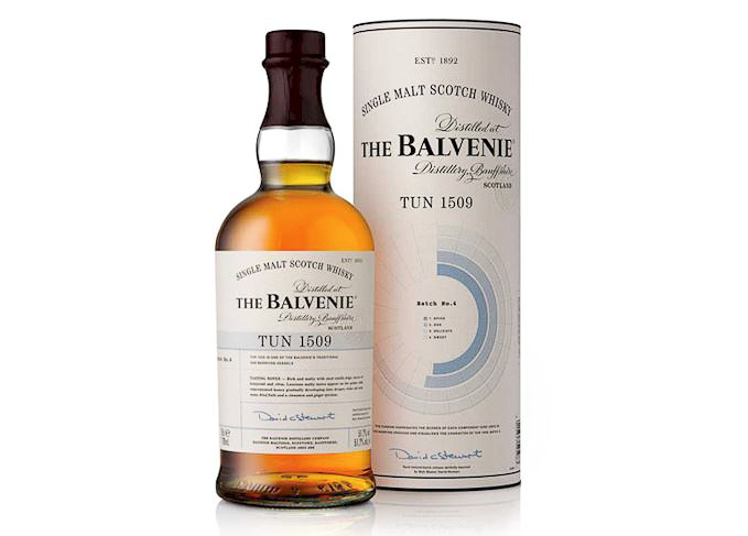 Mistakes happen - Balvenie Tun 1509