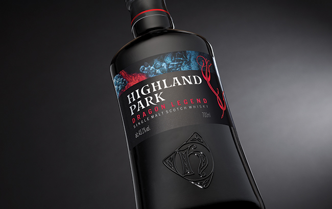 New smoky Highland Park