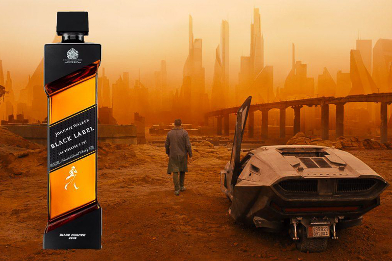 Johnnie Walker for replicant hunters