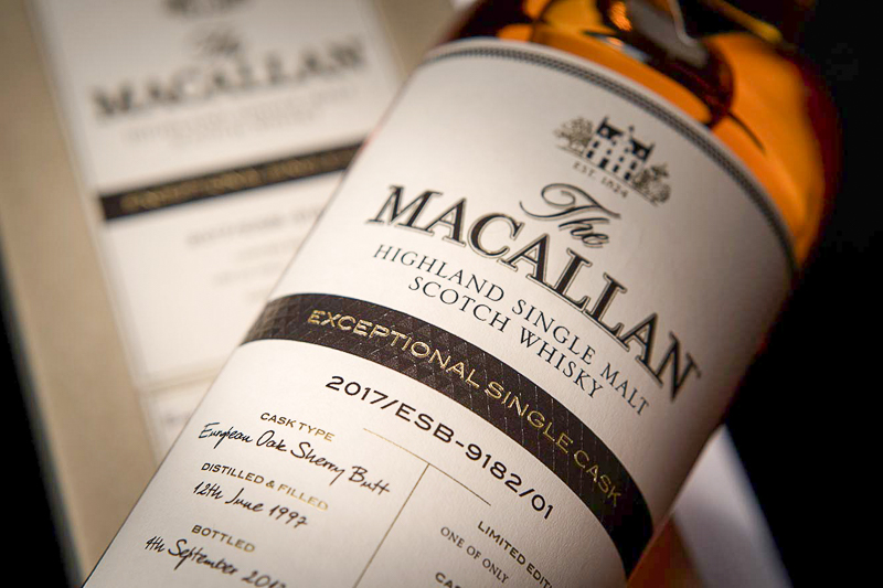The Macallan Exceptional Single Cask