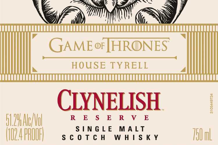 Game of Thrones i whisky