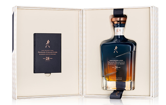 Midnight Blend 28yo z John Walker & Sons Private Collection