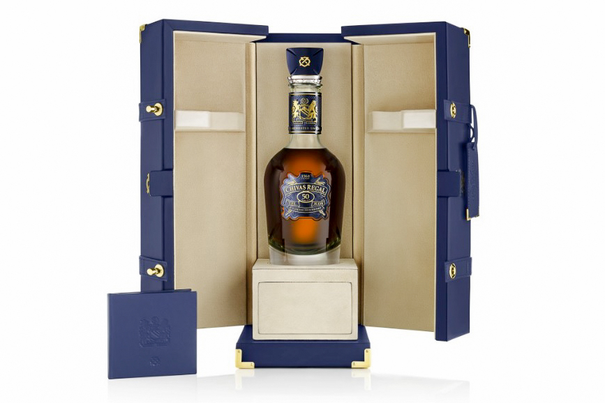 Chivas Regal 50yo The Icon