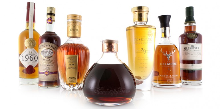 Scotch Whisky Industry Charity Auction