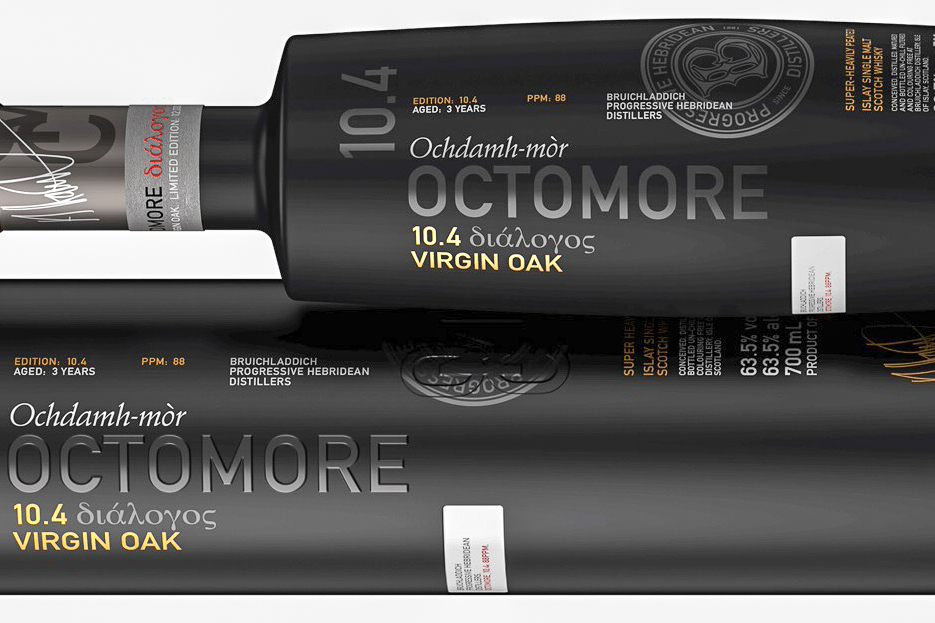 Enter Octomore 10.4