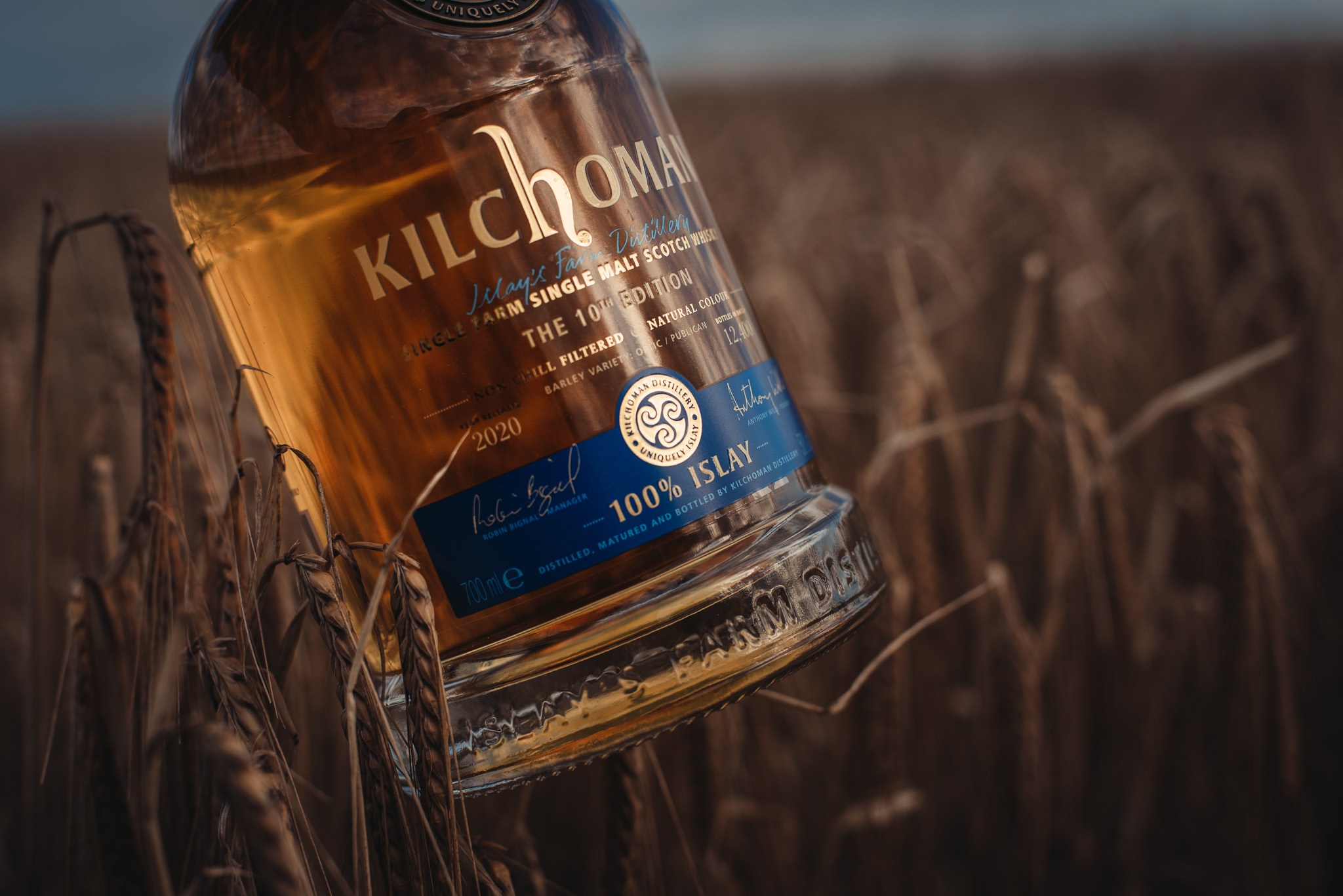 Kilchoman 100% Islay 2020 Edition
