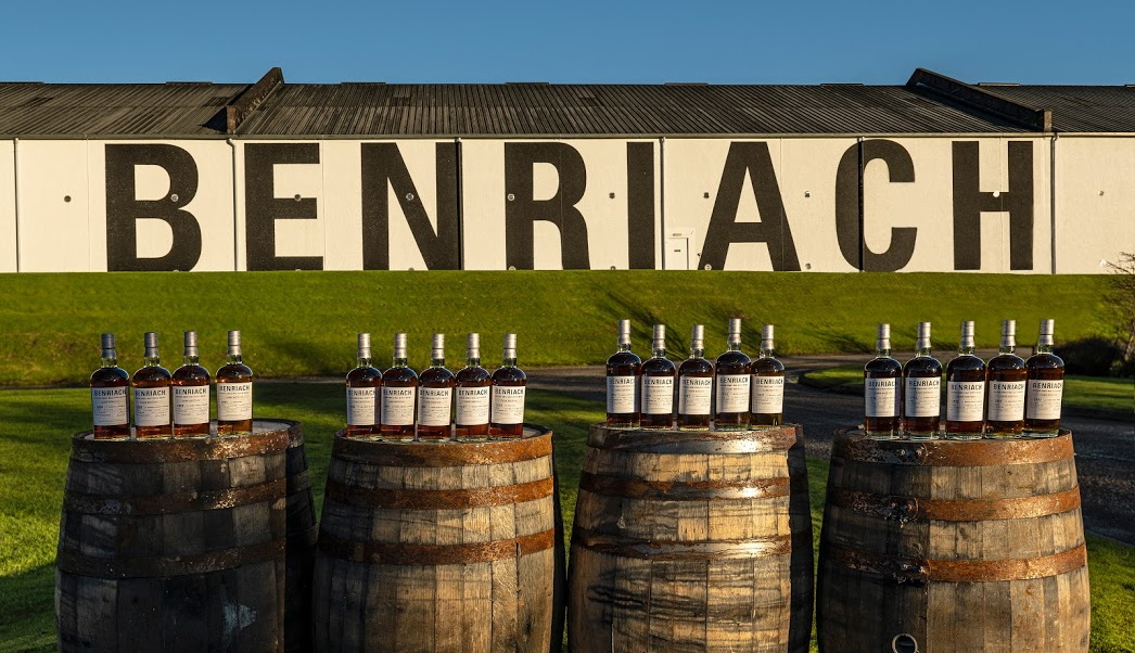 Cask Edition Collection 2021 z Benriach