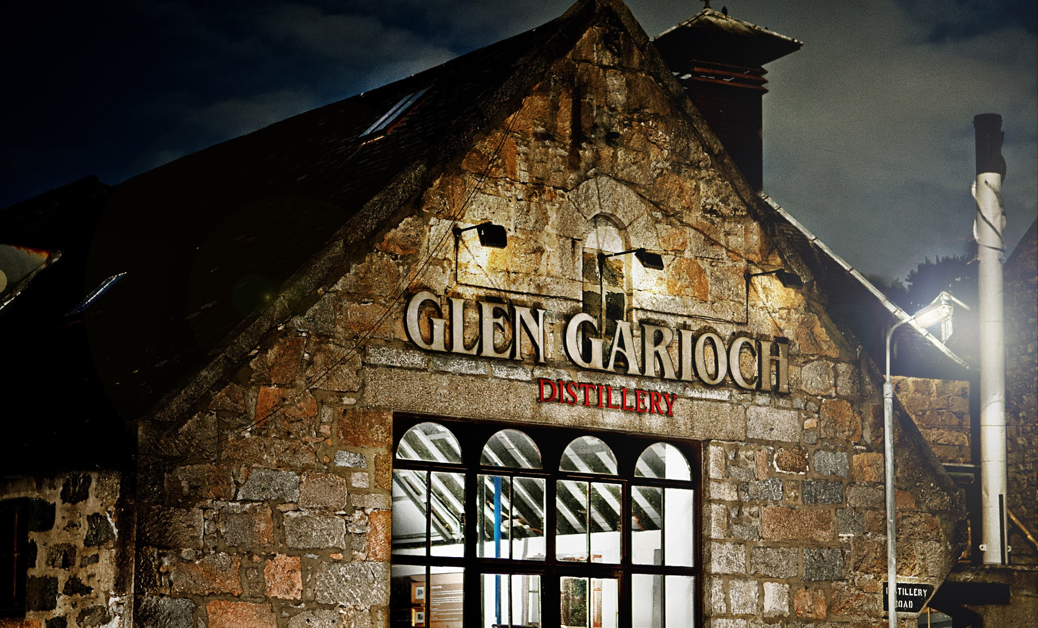 Glen Garioch do remontu