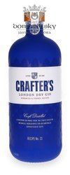 Crafter's London Dry Gin / 43% / 0,7l