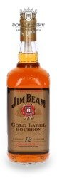 Jim Beam Gold Label Number 12 Formula / 40% / 0,75l