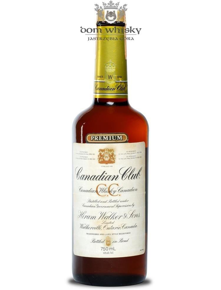 hiram walkers canadian club whisky Hiram walker, der vater von canadian club whisky, hielt dies für die beste methode, um den anforderungen der verschiedenen getreidesorten gerecht zu werden und die besten aromen aus ihnen herauszubekommen.