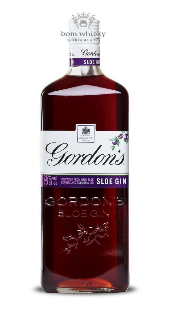 Gordons Sloe Gin >> Gordon S Sloe Gin 26 0 7l
