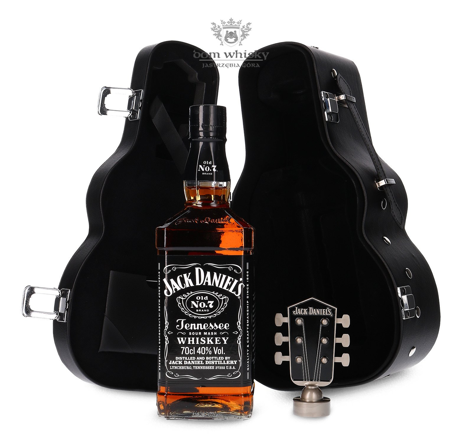 Black Label Price >> Jack Daniel's Gitara - Guitar Pack / 40% / 0,7l | Countries of origin \ American whiskey ...