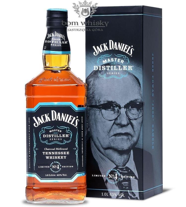 Jack Daniel's Master Distiller Series No.4 43% 1,0l