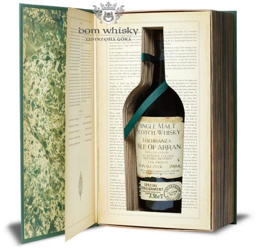 Arran The Illicit Stills–Smugglers' Series Vol. I / 56,4% / 0,7l