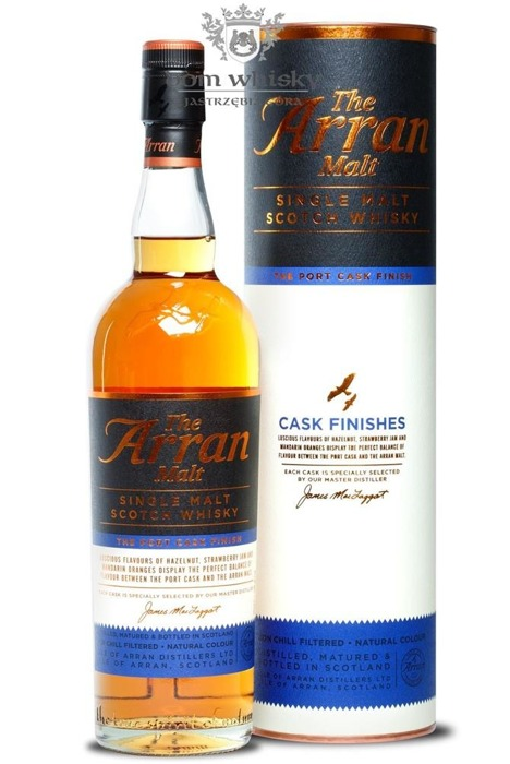 Arran The Port Cask Finish / 50% / 0,7l
