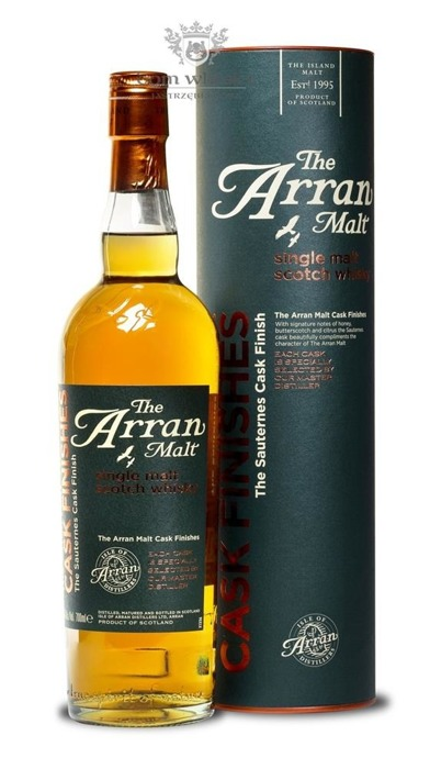 Arran The Sauternes Cask Finish / 50% / 0,7l