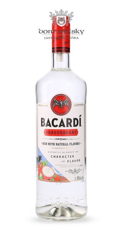 Bacardi Dragonberry / 35% / 1,0l