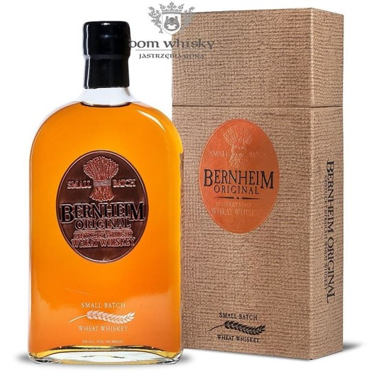 Bernheim Original Wheat Whiskey / 45% / 0,75l