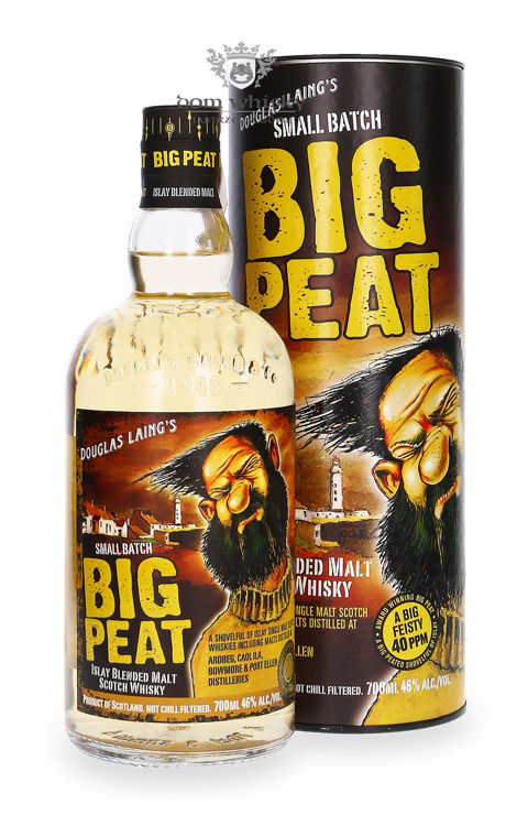 Big Peat Blended Malt / 46% / 0,7l
