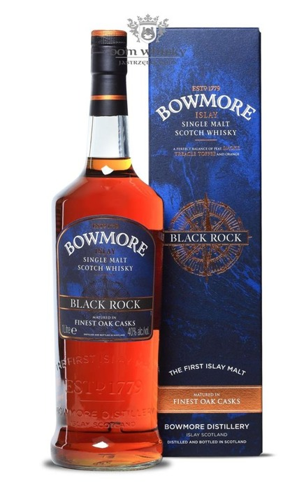 Bowmore Black Rock / 40% / 1,0l