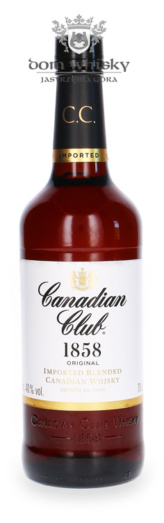 Canadian Club Canadian Whisky / 40% / 0,7l