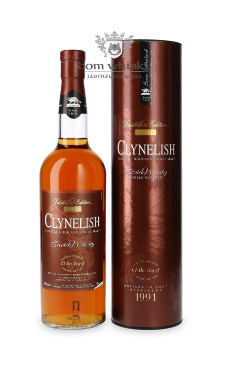 Clynelish 1991 (B.2006) Distillers Edition / 46% / 0,7l
