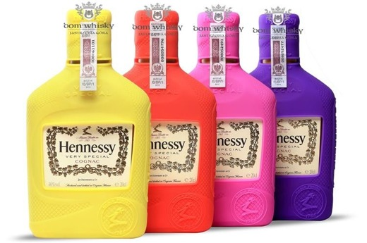 Cognac Hennessy Very Special Flask / 40% / 0,2l