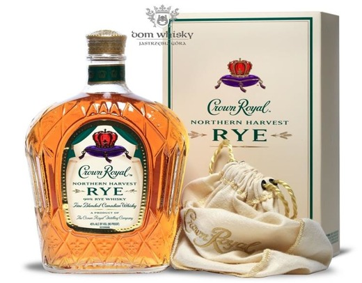 Crown Royal Northern Harvest Rye / 45%/ 0,75l