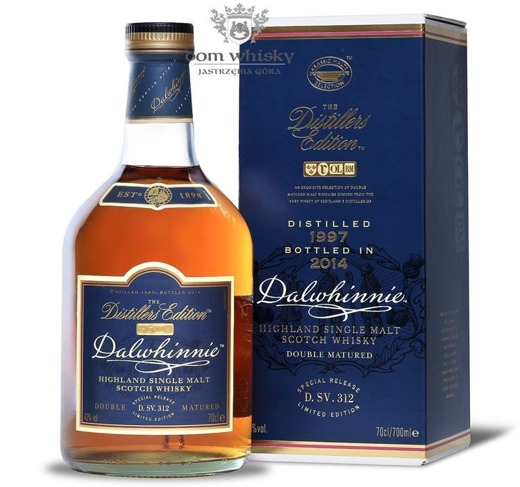 Dalwhinnie 1997 (Bottled 2014) Distillers Edition / 43%/ 0,7l