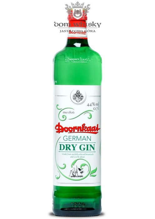 Doornkaat German Dry Gin / 44% / 0,7l