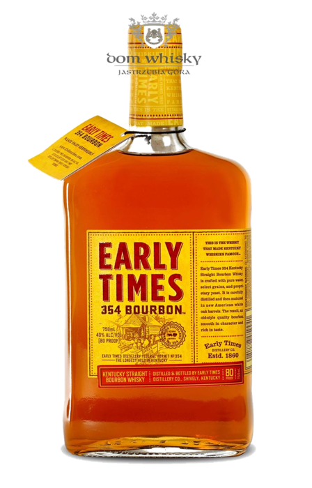 Early Times 354 Bourbon / 40% / 0,7l