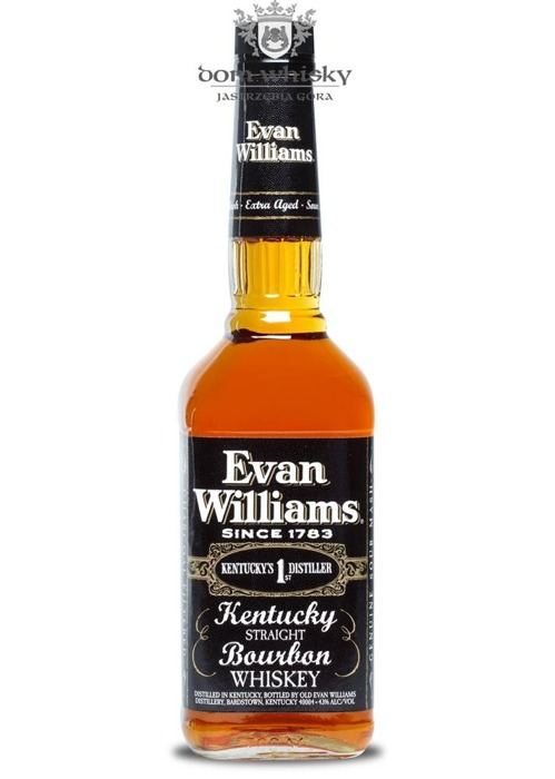 Evan Williams Kentucky Sour Mash / 43% / 0,7l