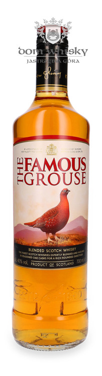 Famous Grouse Blended Scotch Whisky / 40% / 0,7l