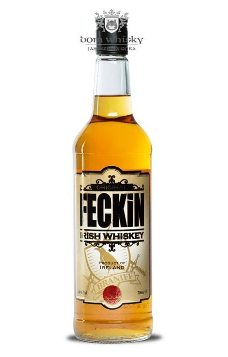 Feckin Original Irish Whiskey / 40% / 0,7l