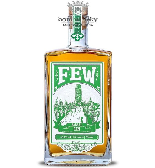Few Barrel Gin / 46,5% / 0,7l