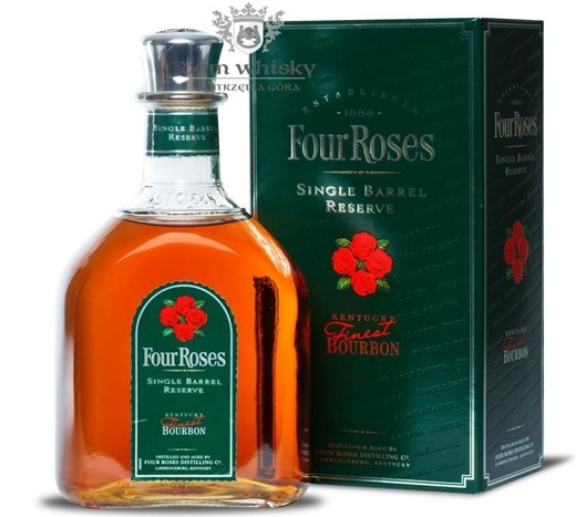 Four Roses Single Barrel Reserve / 43% / 0,75l