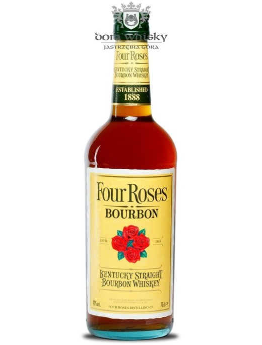 Four Roses Yellow Label (Bottled late 1990s) / 40%/ 0,7l