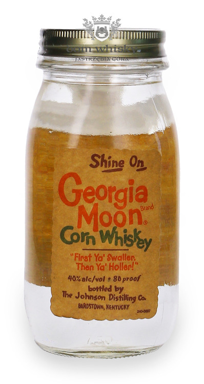 Georgia Moon Corn Whiskey /Moonshine/ 40% / 0,75l