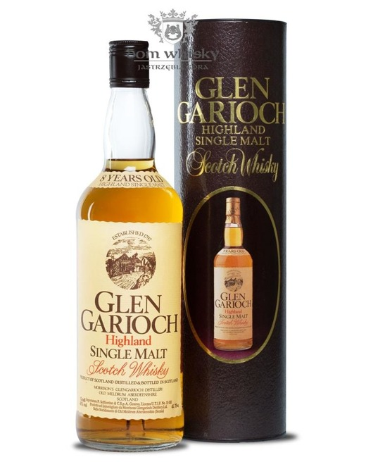 Glen Garioch 8-letni (Bottled 1980s) / 43% / 0,75l
