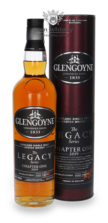 Glengoyne Legacy Series Chapter One / 48% / 0,7l