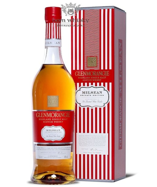 Glenmorangie Milsean Private Eidtion / 46% / 0,7l