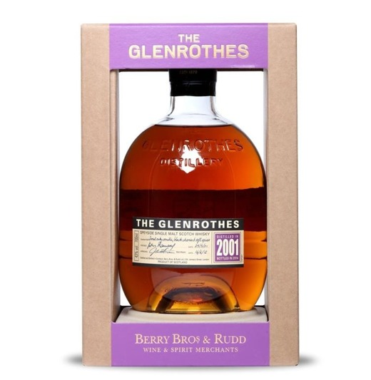 Glenrothes 2001 (Bottled 2014) / 43% / 0,7l