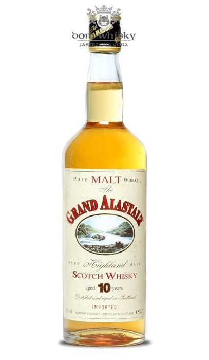 Grand Alastair 10 letni Blended Malt / 40% / 0,7 l
