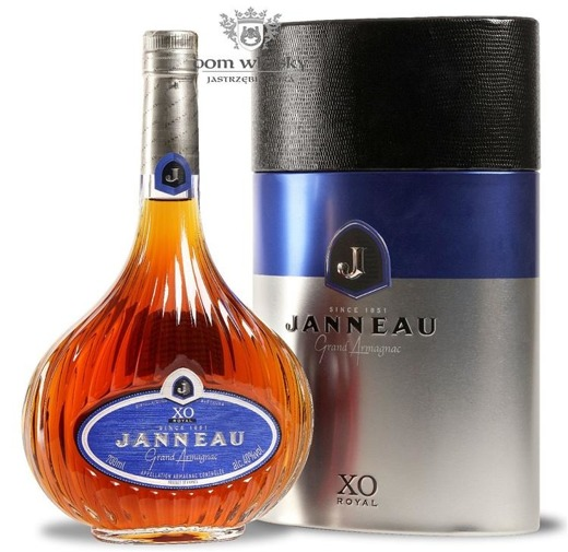 Grand Armagnac Janneau XO Royal / 40% / 0,7l